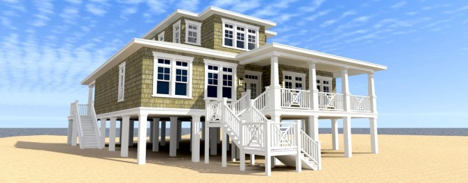 House Plan 70808 at FamilyHomePlans com Click Here to see an even larger picture  Coastal House Plan