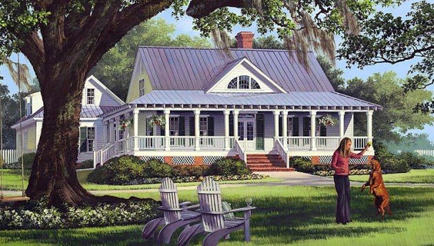 Cottage Country Farmhouse Traditional House Plan 86226 Cottage Country Farmhouse Traditional House Plan 86226 Elevation