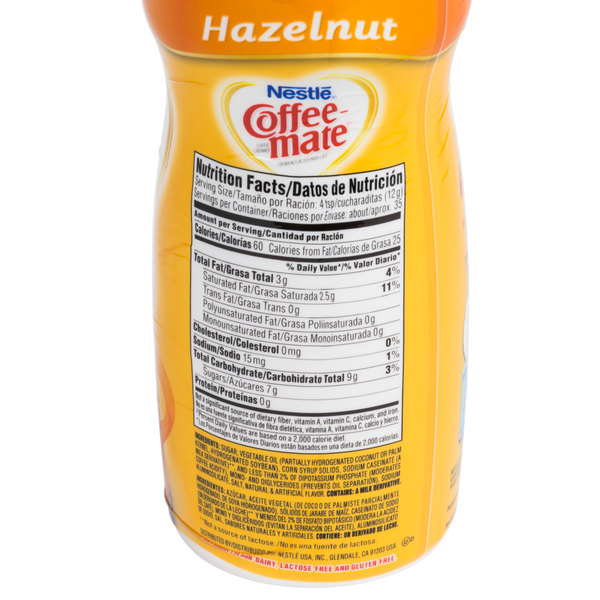 Coffee 10 Coffee Oz Larger Or Powder 2 Or Creamer Nestle Liquid Mate