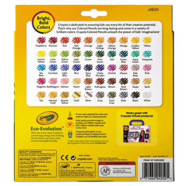 crayola color pencils # 40