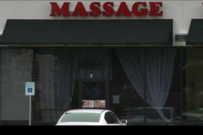 Massage Parlor Raided For Prostitution After Condoms Clog