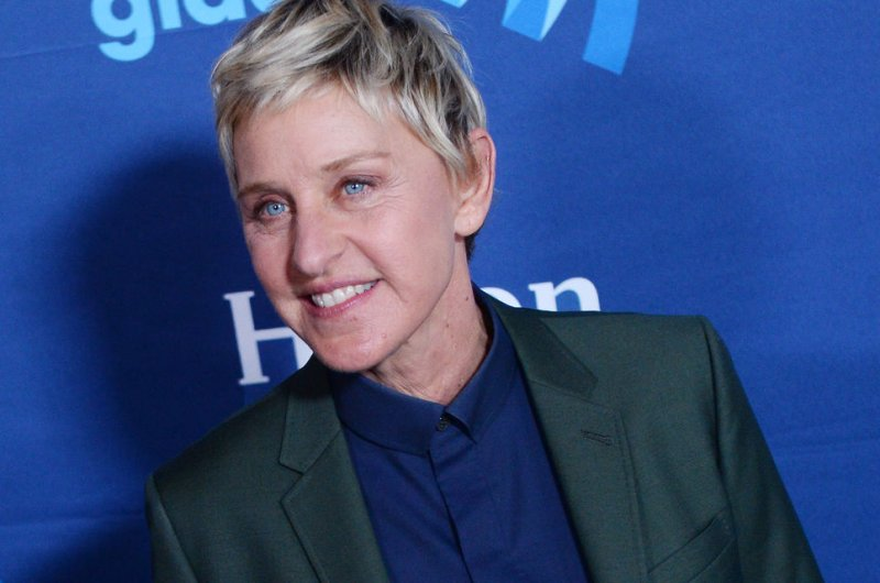 Ellen DeGeneres' talk show renewed through 2020 - UPI.com