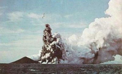 Caribbean ships warned away from underwater volcano Kick ...