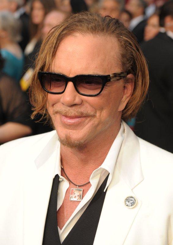 Rourke cast in 'Passion,' 'Iron Man 2' - UPI.com