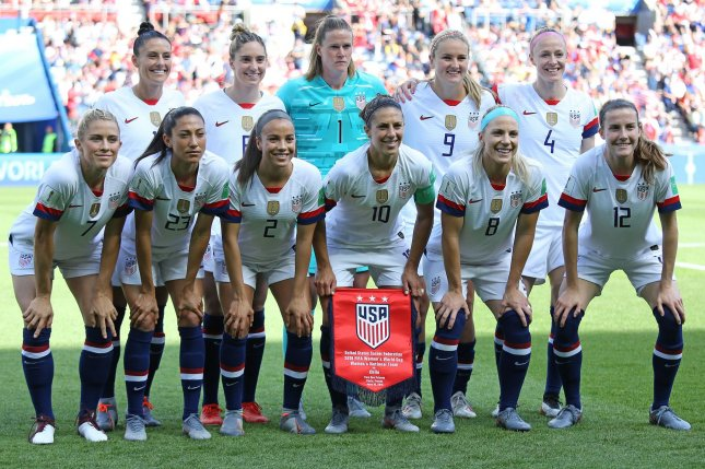 U.S. women's soccer equal-pay lawsuit 'full-speed ahead ...