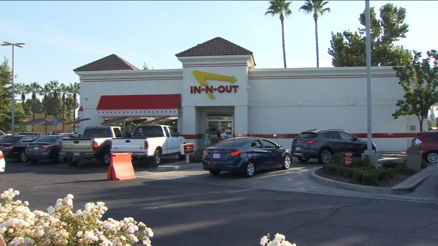 Politics   Local  California  U S    World Politics   abc30 com A campaign on Twitter is gaining steam to boycott In N Out  after