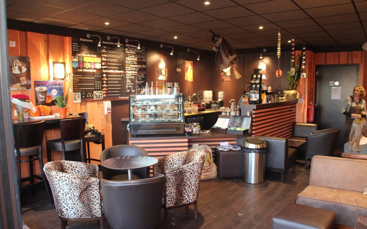 French Bakery Coffee Shop