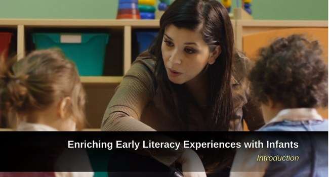 Enriching Early Childhood Experiences >> Early Childhood Training Center For Early Childhood Professional