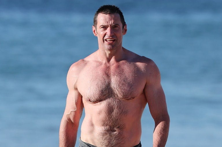 Hugh Jackman S Height Weight And Body Measurements 187 Celebily
