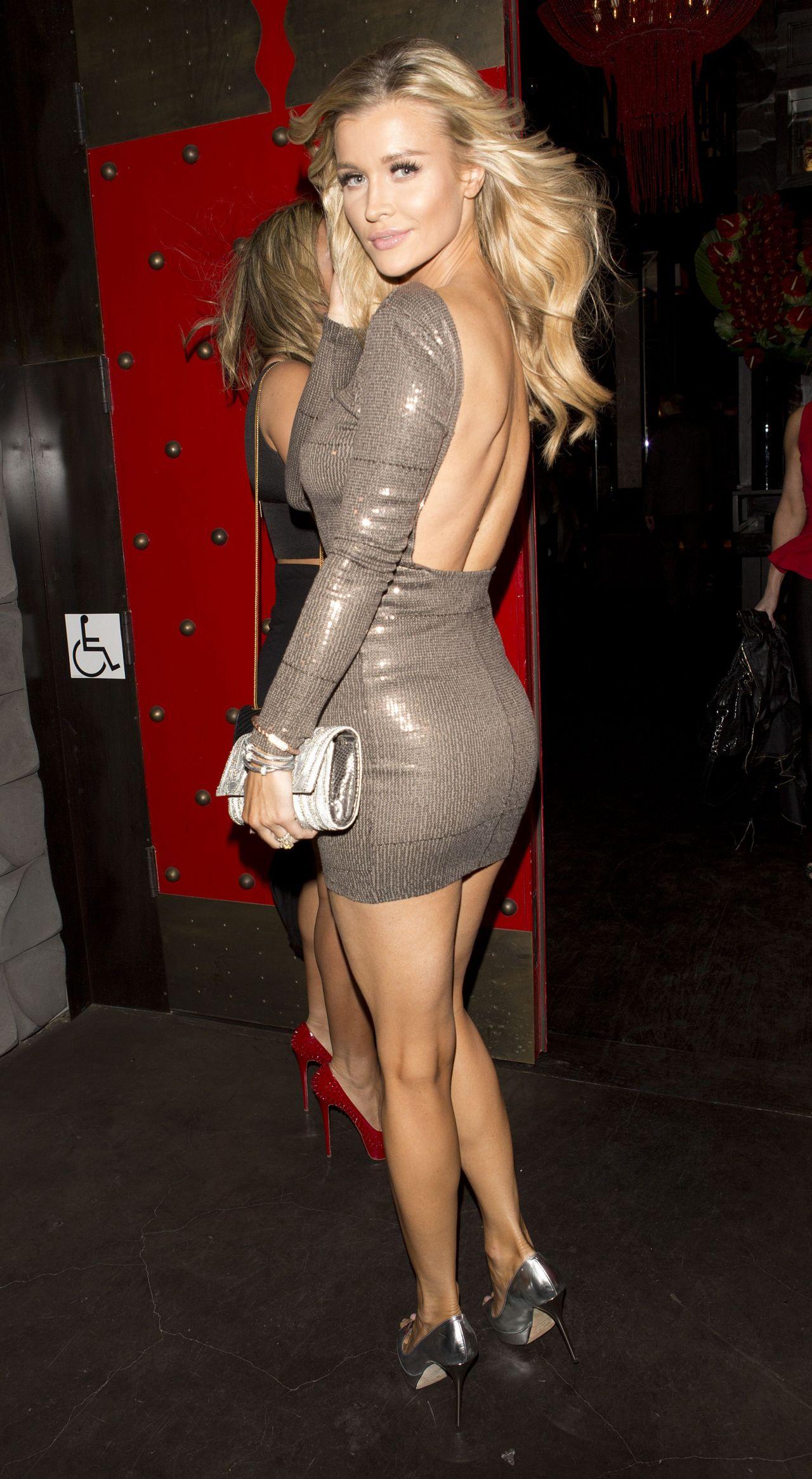 Gomez Dress Club Selena