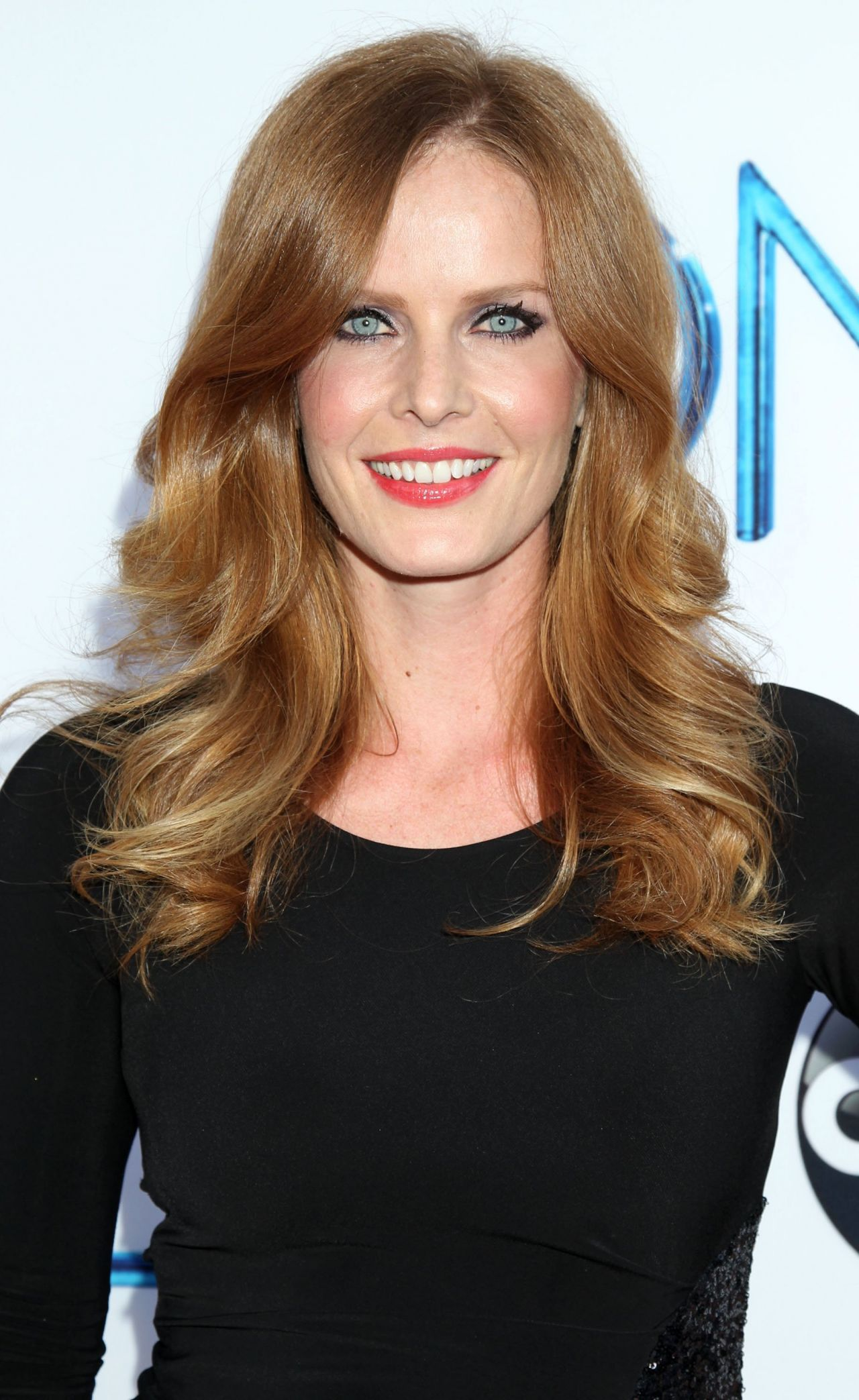Rebecca Mader - 'Once Upon A Time' Season 4 Red Carpet ...