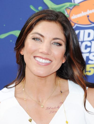 Hope Solo – 2015 Nickelodeon Kids' Choice Sports Awards in ...