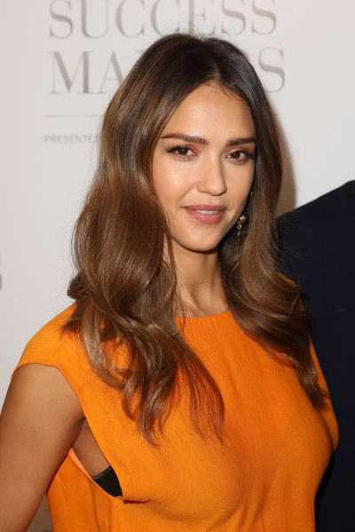 Jessica Alba at American Express Success Makers Summit in ...