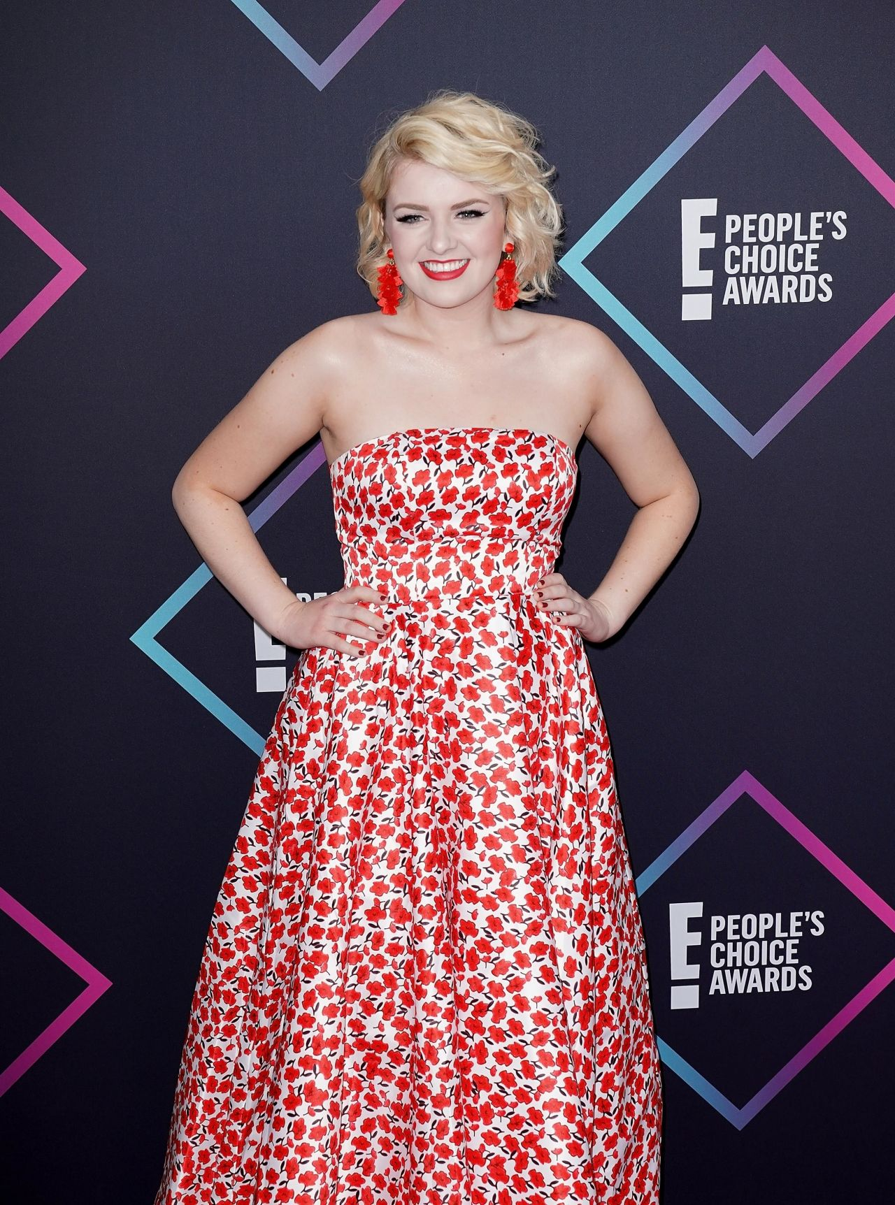 Maddie Poppe – People's Choice Awards 2018