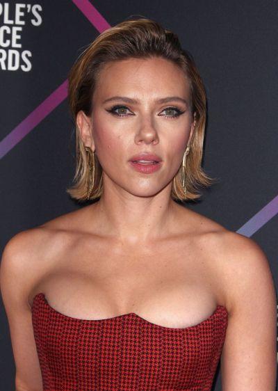 Scarlett Johansson - People's Choice Awards 2018 (Part II)