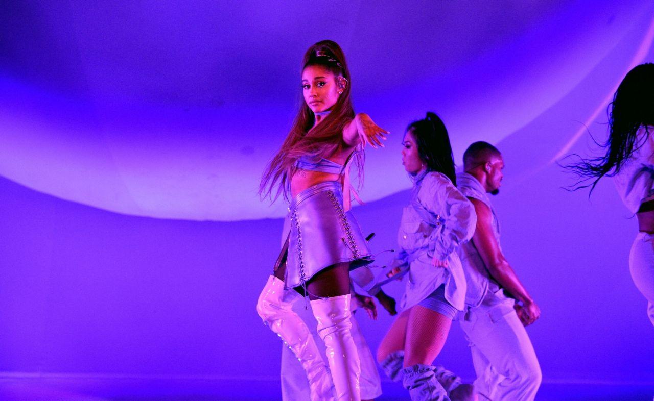 Ariana Grande - Sweetener World Tour in London 10/15/2019