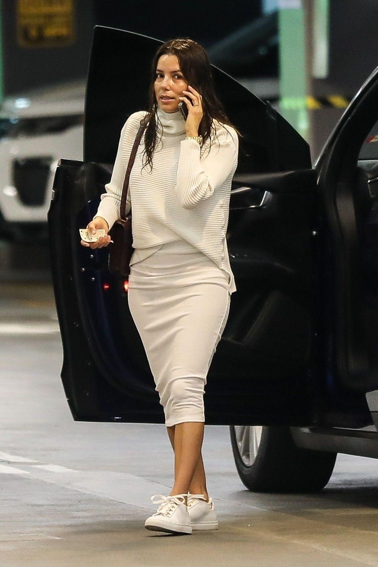 Eva Longoria Soho House In Beverly Hills 11 22 2019