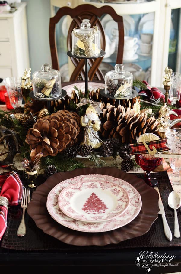 Table Settings Dinner