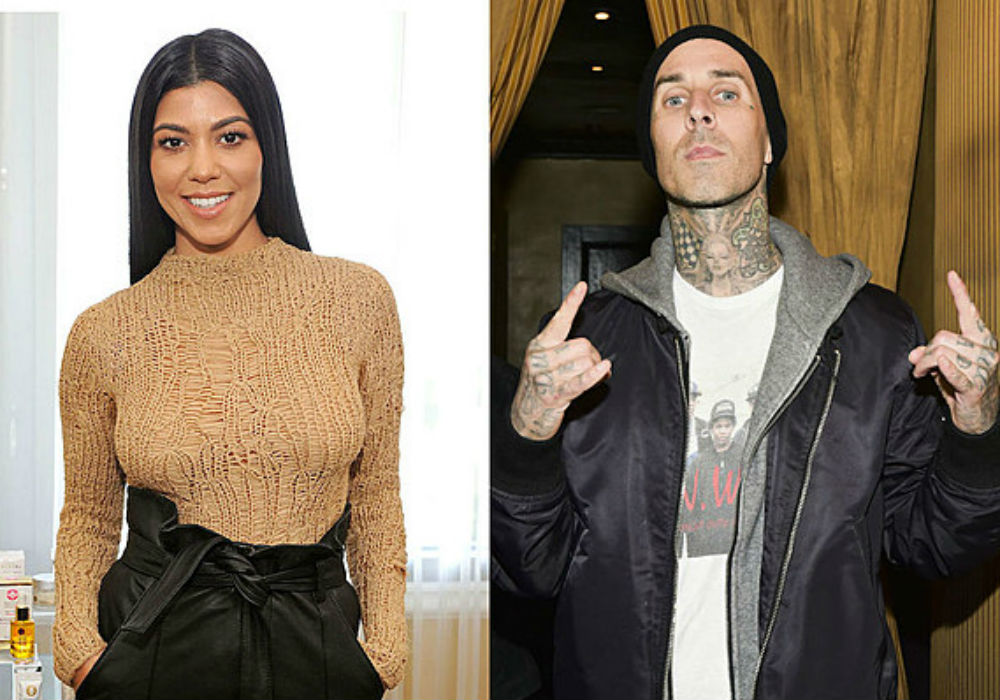Kourtney Kardashian Has Reportedly Moved Travis Barker Out ...
