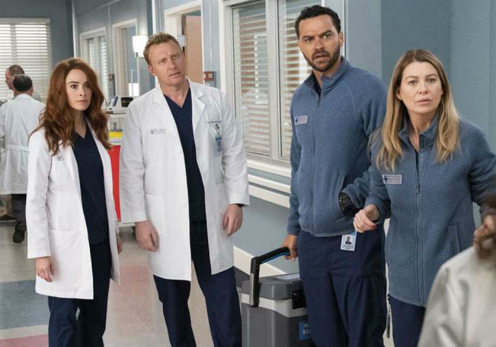 Grey's Anatomy Season 16: This Star Was Just Spotted On ...