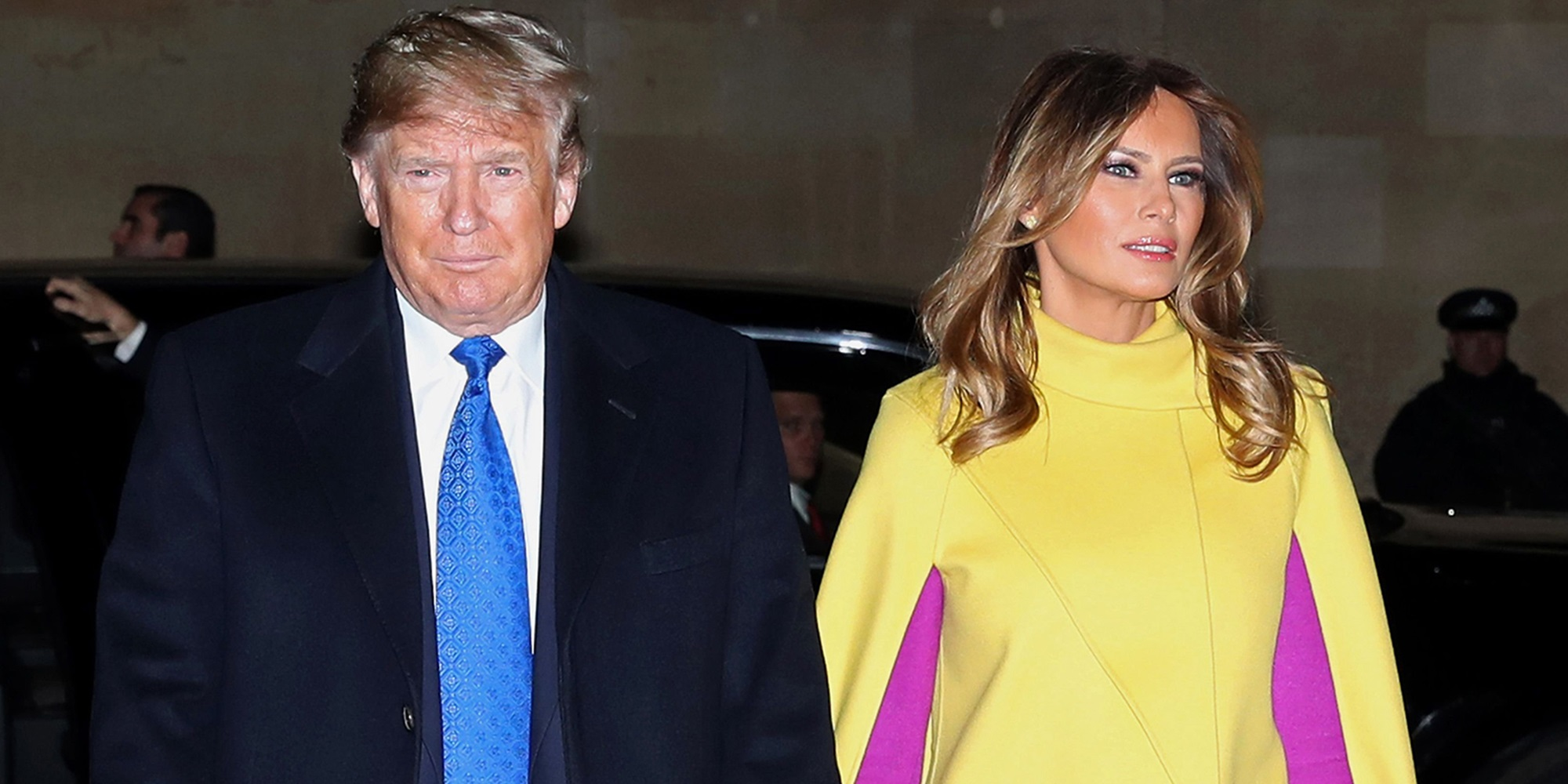 Melania Trump Angrily Defends Son Barron Trump But Stays ...