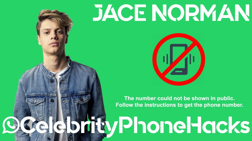 Jace Phone Number Real Norman 2020