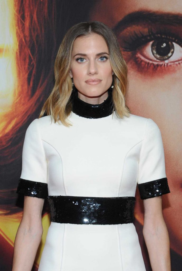 Allison Williams Attends The Perfection Screening In New
