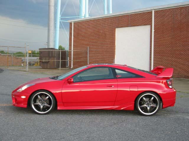 17 Inch Wheels Celica Gts