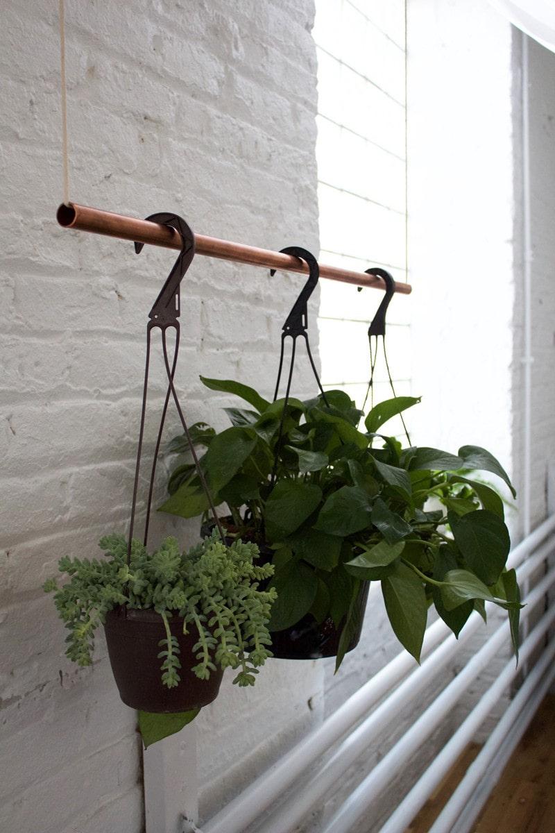 Diy Wall Plant Holder