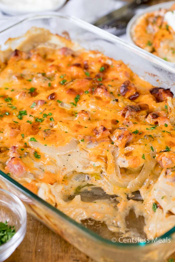 Fried Cabbage Bacon