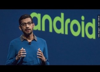 Sundar Pichai, Senior Vice President, Products