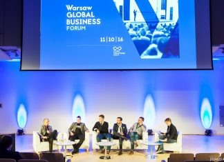 Warsaw Global Business Forum 2016