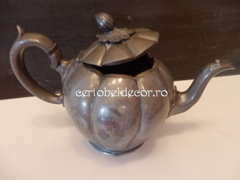 Pewter Teapot James Dixon Amp Sons Sheffield Certobeldecor