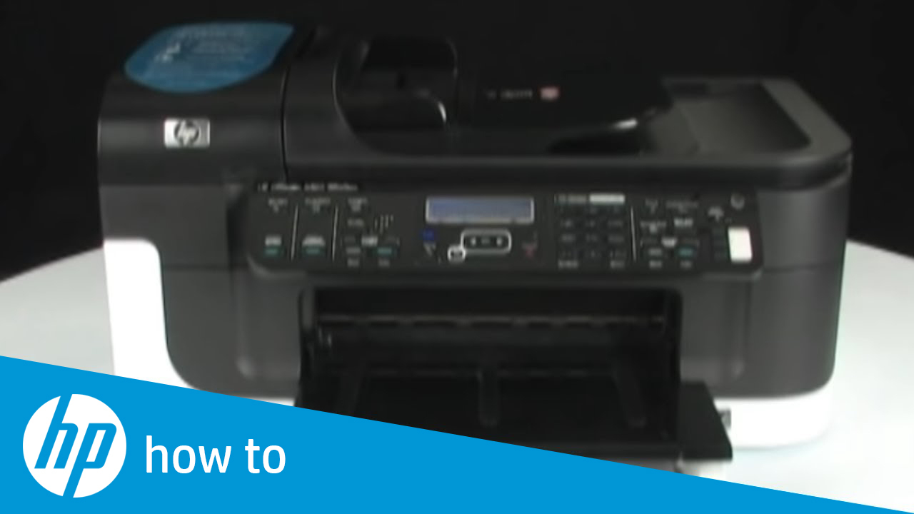 Performing A Reset Hp Officejet 6500 E709 Hp Support