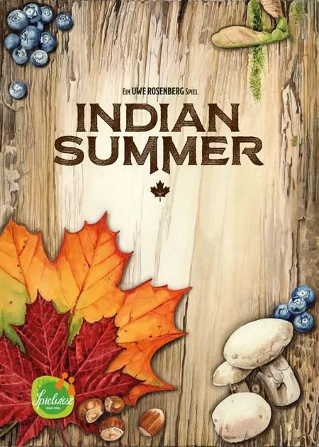 Indian Summer Board Game Boardgamegeek