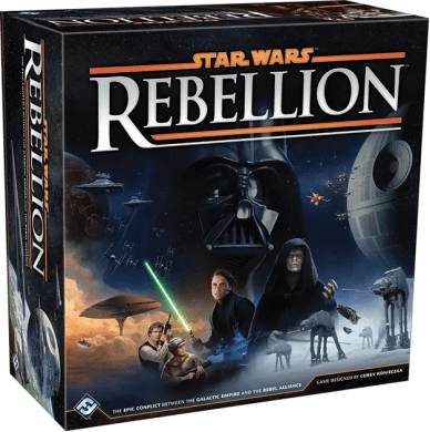 Star Wars  Rebellion   Board Game   BoardGameGeek