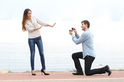 The World s 10 Worst Marriage Proposals Proposal rejection