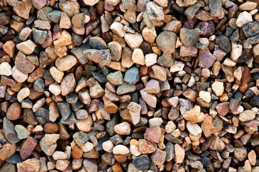 Smooth Landscaping Rocks