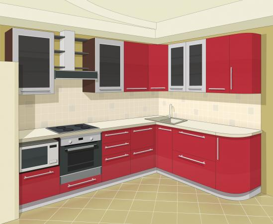 Virtual Kitchen Design Software