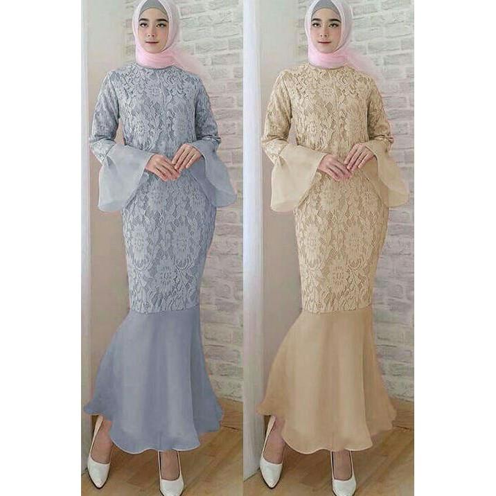 Model Baju Gamis Di Shopee Nusagates