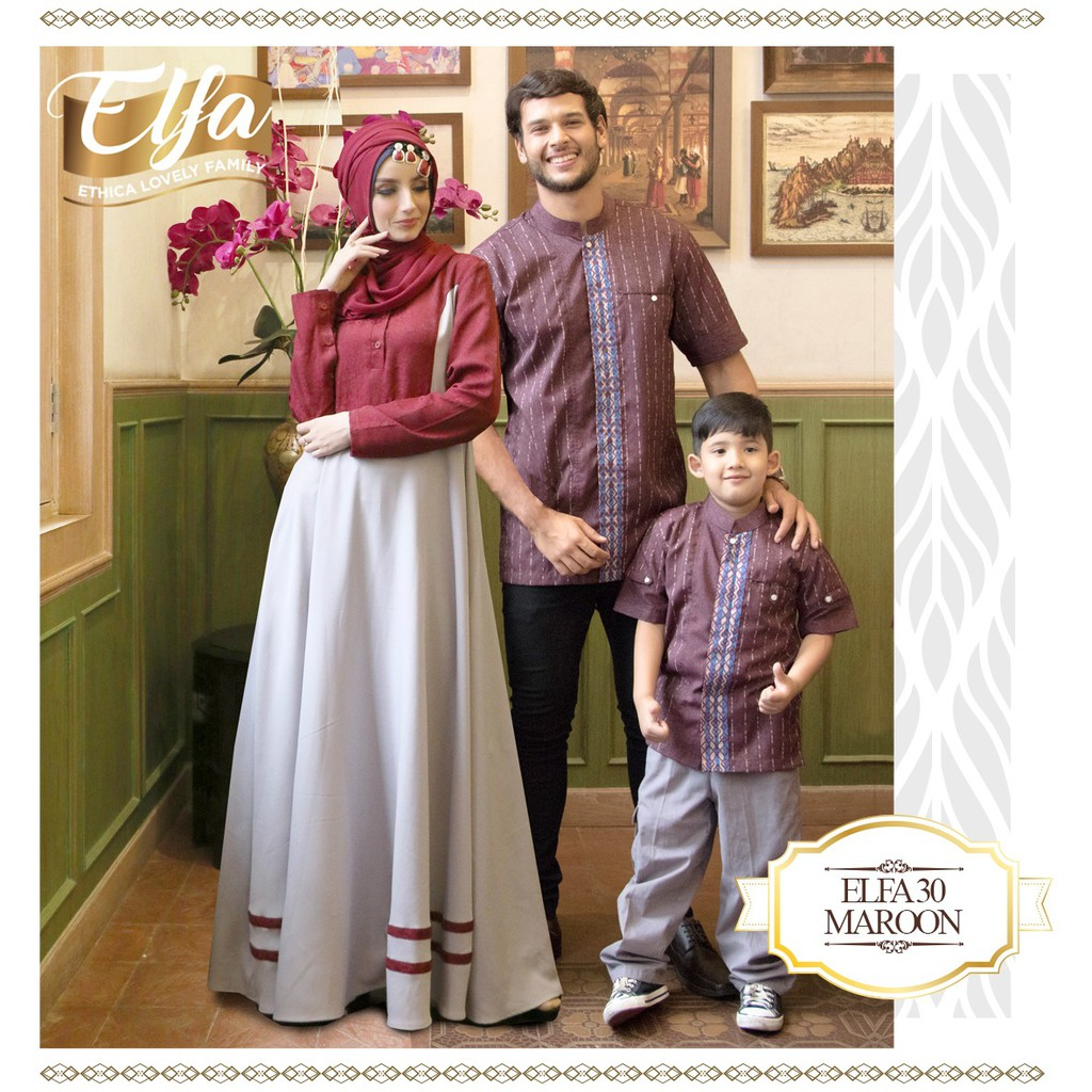 Model Gamis Ethica 2019 1