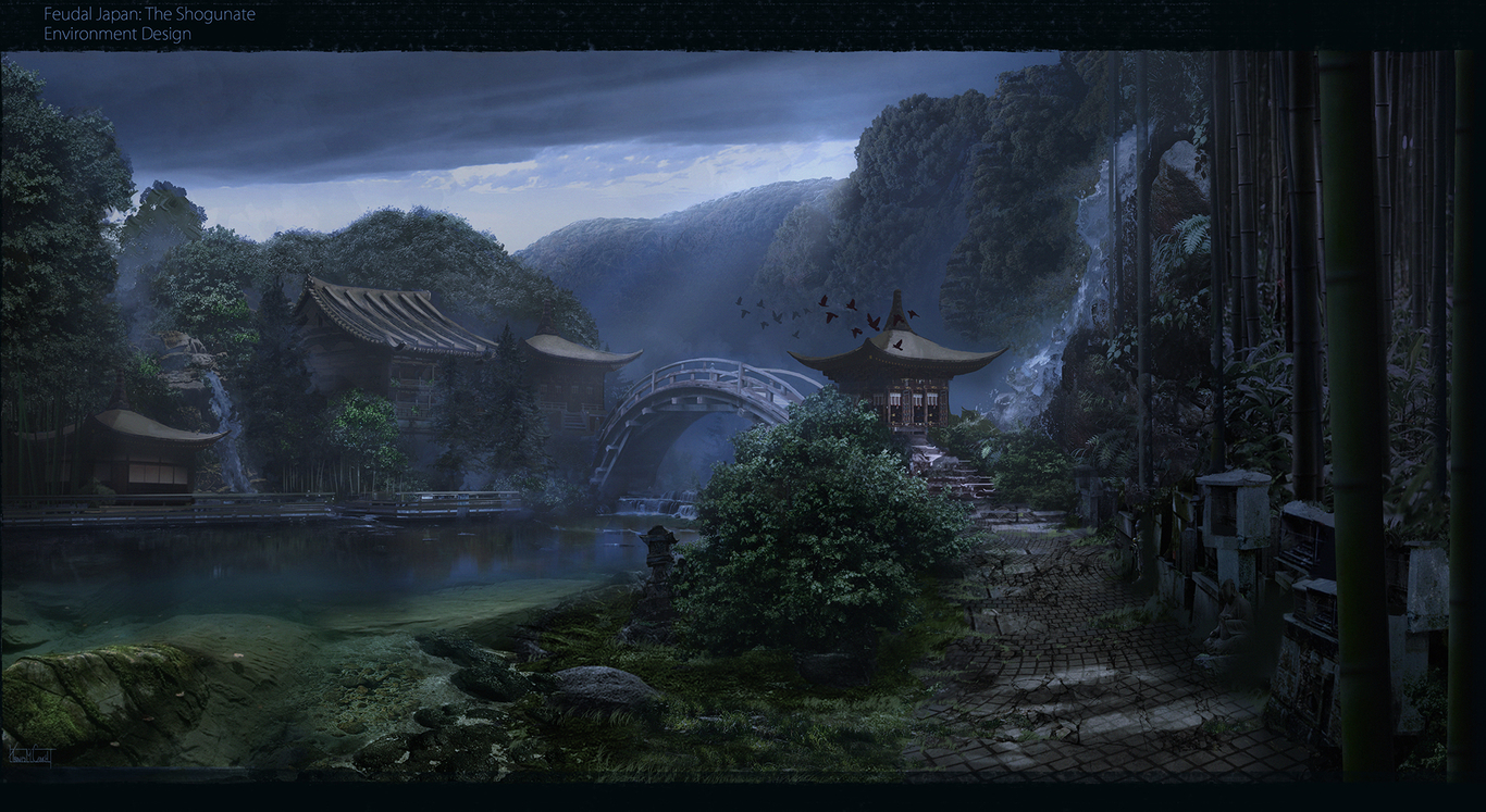 The Village Feudal Japan The Shogunate Challenge By