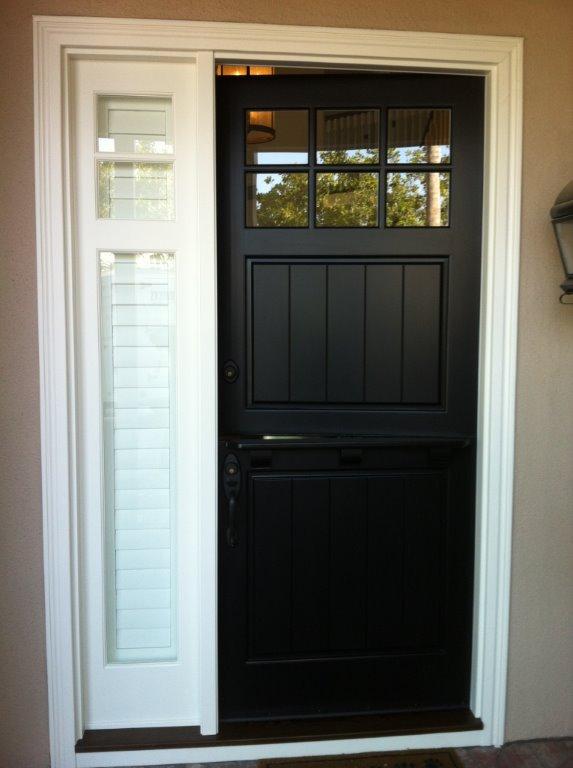 Custom Dutch Doors