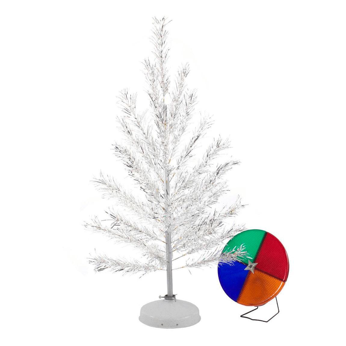 Aluminum Xmas Trees Light Wheel