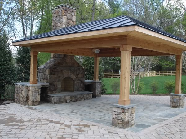 Outdoor Kitchens And Patios Champion Property Improvement