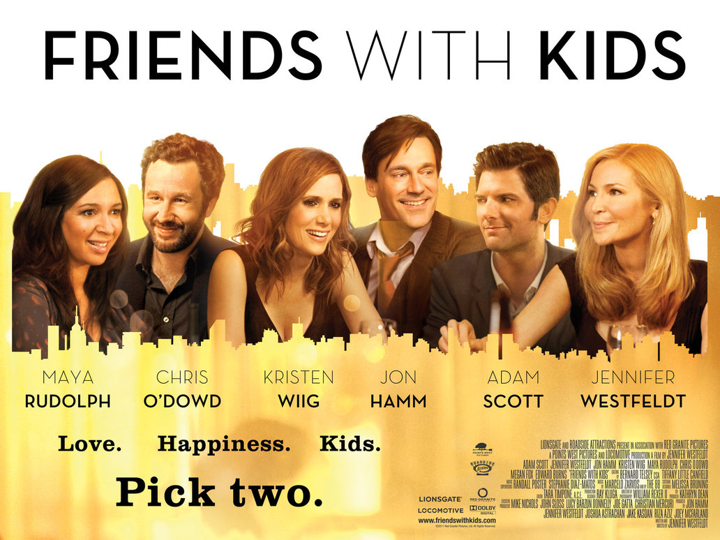Pete and Brigette Review Friends With Kids | Chapters & Scenes