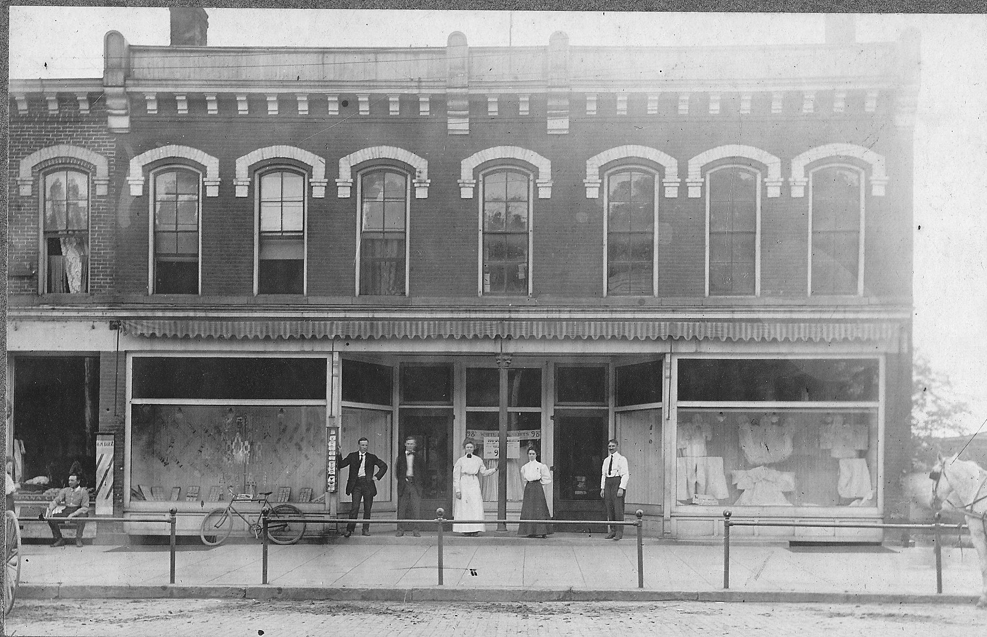 Historical Photos Chardon Square Association