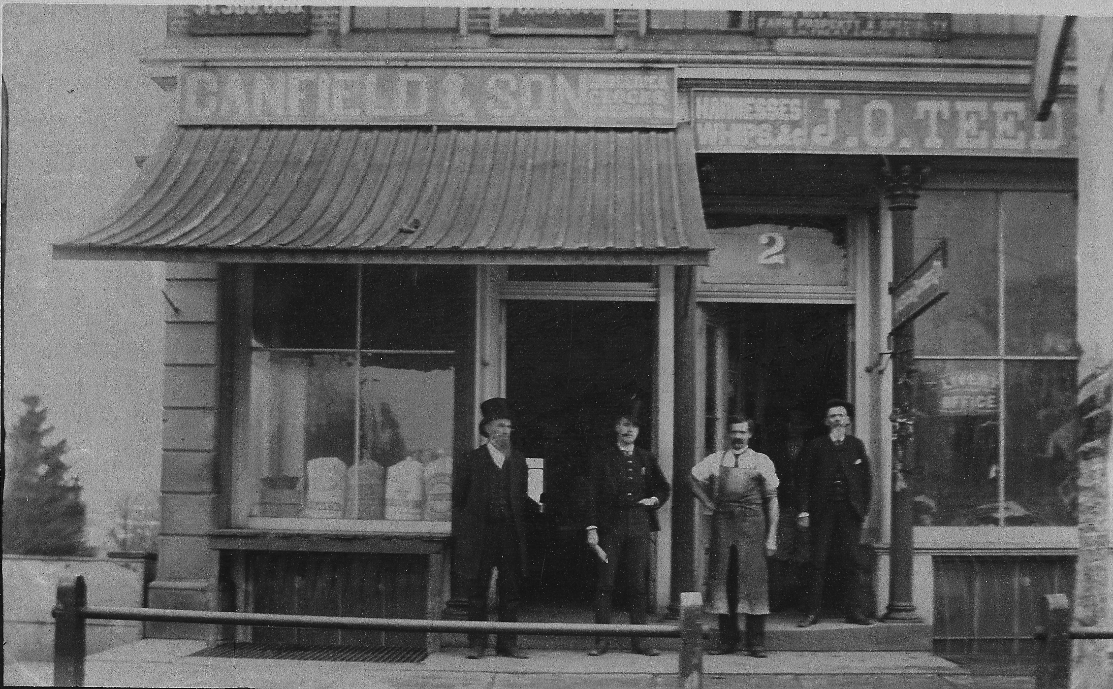 Historical Photos Chardon Square Association