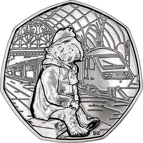 paddington bear 50p coins # 24