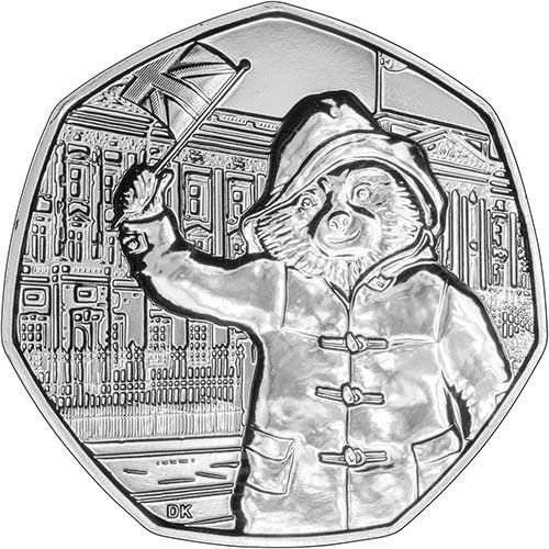 paddington bear 50p coins # 3
